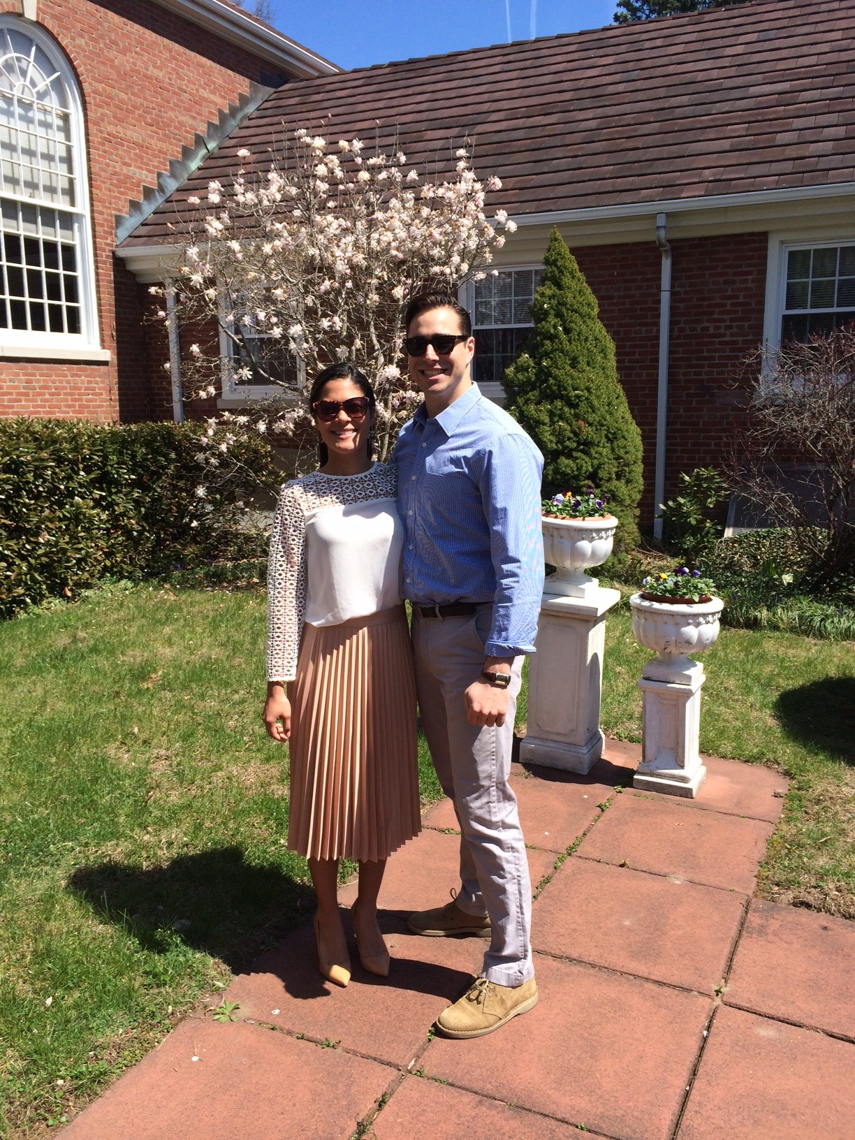 Easter in New Jersey